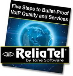 Tone Software releases updated version of ReliaTel VoIP solution