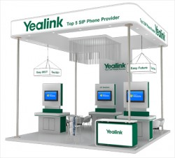 Leonid Systems and Yealink start joint venture on VoIP communications