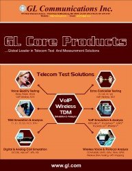 GL Comms releases innovative VoIP services analysis and testing engine