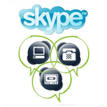 VoIP industry giant Skype promotes innovative free-calling package