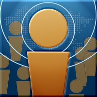 Multilingual VoIP software WhosHere for iPhone