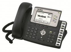 Yealink releases new VoIP phone